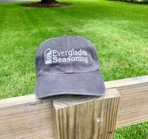 Everglades Richardson 320 Baseball Hat-Charcoal
