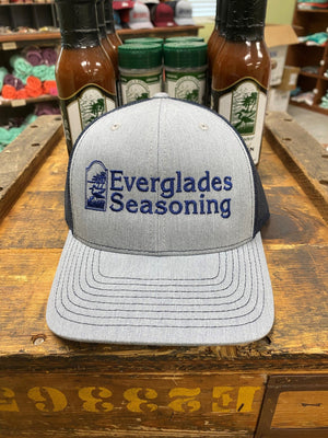 Everglades SnapBack-Charcoal and Navy