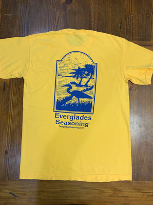 Comfort Color Everglades T-Shirt-Citrus