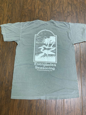 Comfort Color Everglades T-Shirt-Charcoal