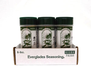 Everglades 8 oz All Purpose Seasoning Case