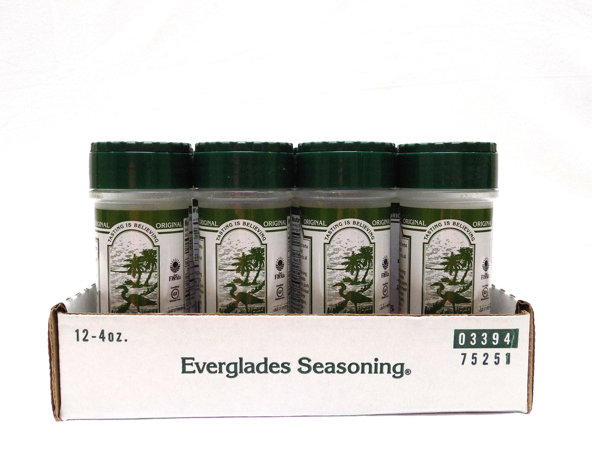 Everglades 4 oz All Purpose Seasoning Case