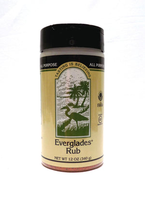 Everglades 12 oz Rub Seasoning Case