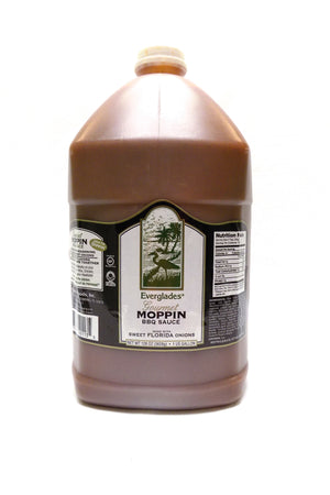 Everglades Moppin' BBQ Sauce Gallon Case