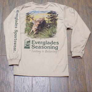 Everglades Sportswear Mesh Fishing Shirts