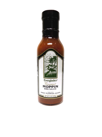 Everglades Moppin' BBQ Sauce 15 oz Bottle