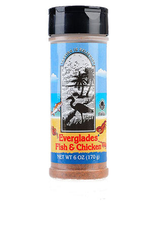 Everglades 6 oz Fish and Chicken Seasoning Case