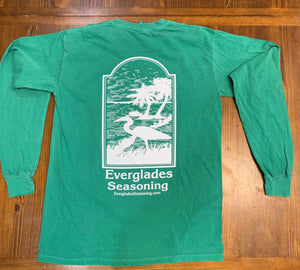 Comfort Color Everglades T-Shirt-Grass
