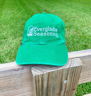 Everglades Richardson 320 Baseball Hat-Kelly Green