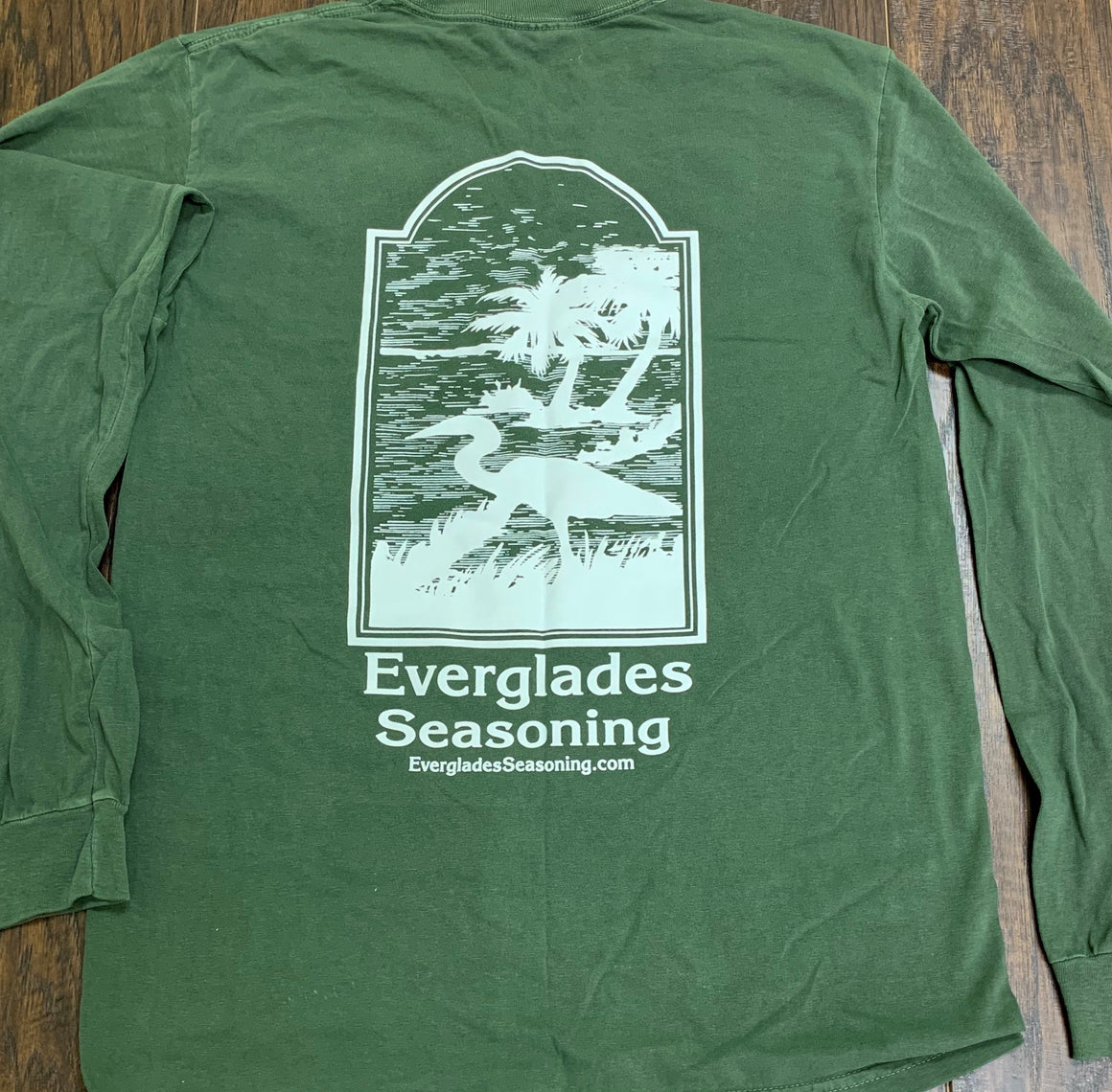 Comfort Color Everglades T-Shirt-Green