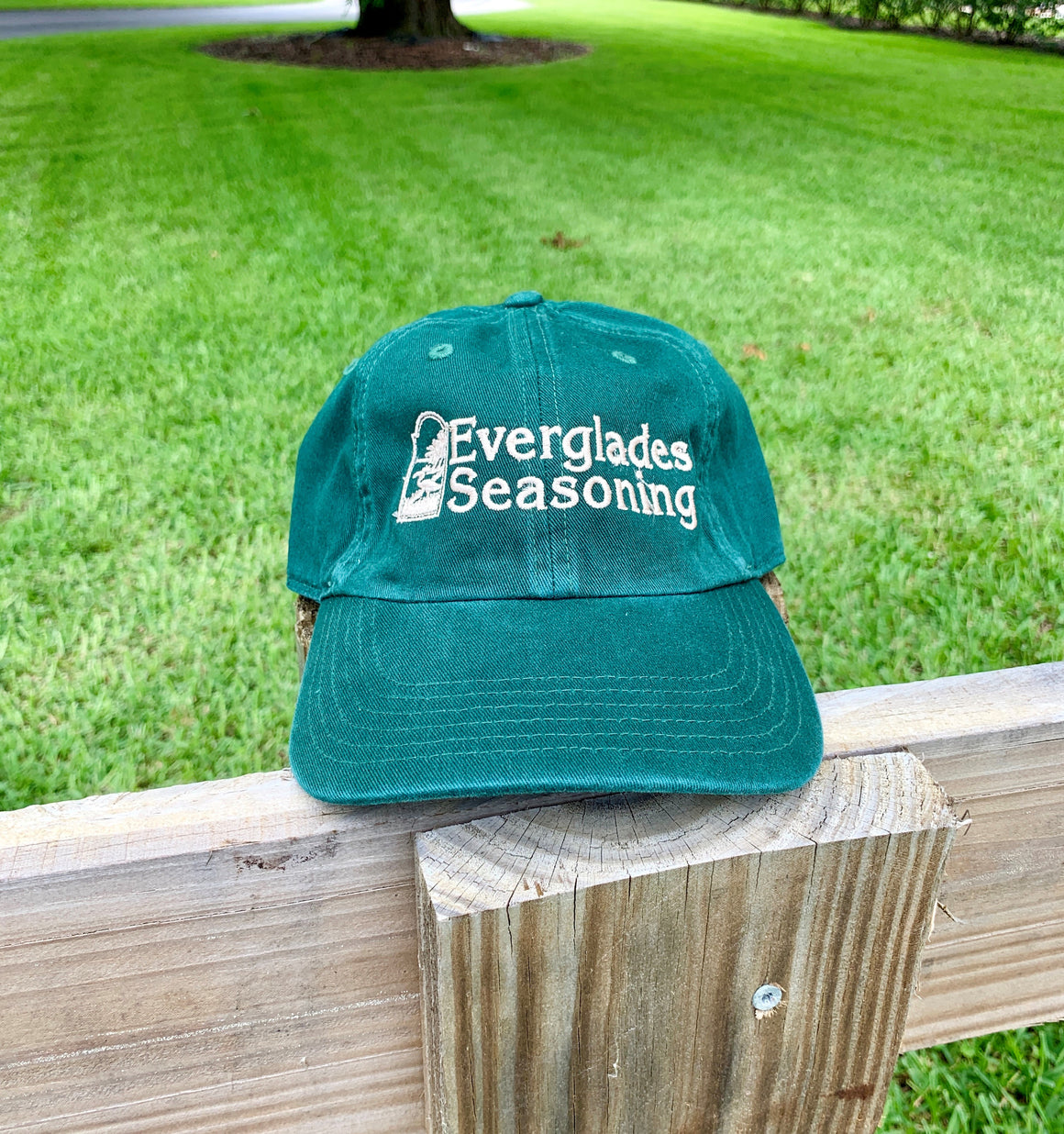 Everglades Richardson 320 Baseball Hat-Hunter Green