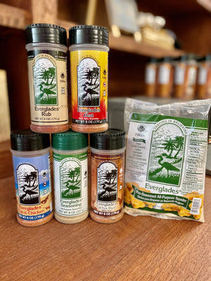 Everglades Seasoning Pack