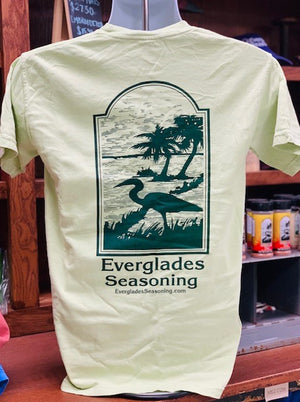 Comfort Color Everglades T-Shirt-Lime