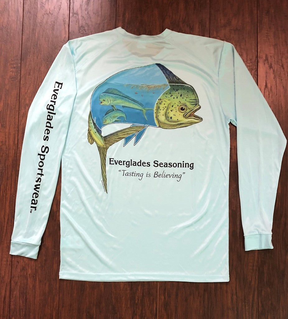 Everglades Sportswear Mahi Fishing Shirt