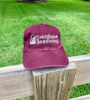 Everglades Richardson 320 Baseball Hat-Maroon
