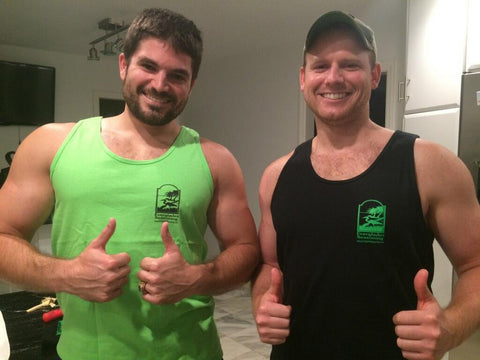 Everglades Seasoning Tank Tops-Men