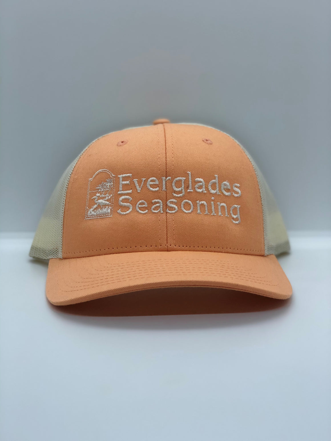 Everglades SnapBack-Peach and Cream