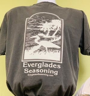 Comfort Color Everglades T-Shirt-Pepper