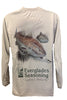 Everglades Sportswear Redfish Fishing Shirt