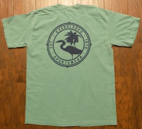 Comfort Color Everglades T-Shirt-Seafoam Color