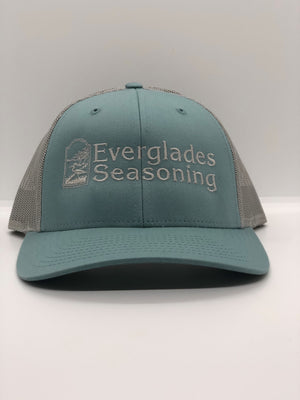 Everglades SnapBack-Seafoam and Charcoal