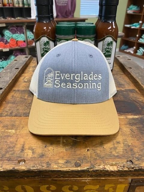 Everglades SnapBack-Tri Color Tan