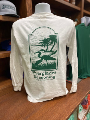 Comfort Color Everglades T-Shirt-Old School