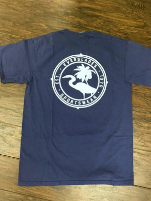 Comfort Color Everglades T-Shirt-China Blue Color