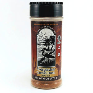 Everglades 6 oz Cactus Dust BBQ Rub Seasoning Shaker