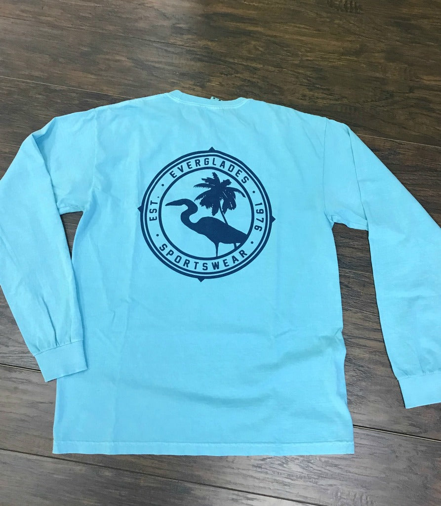 Comfort Color Everglades T-Shirt-Chalky Mint Color
