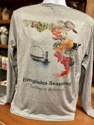 Everglades Sportswear Agriculture Fishing Shirt