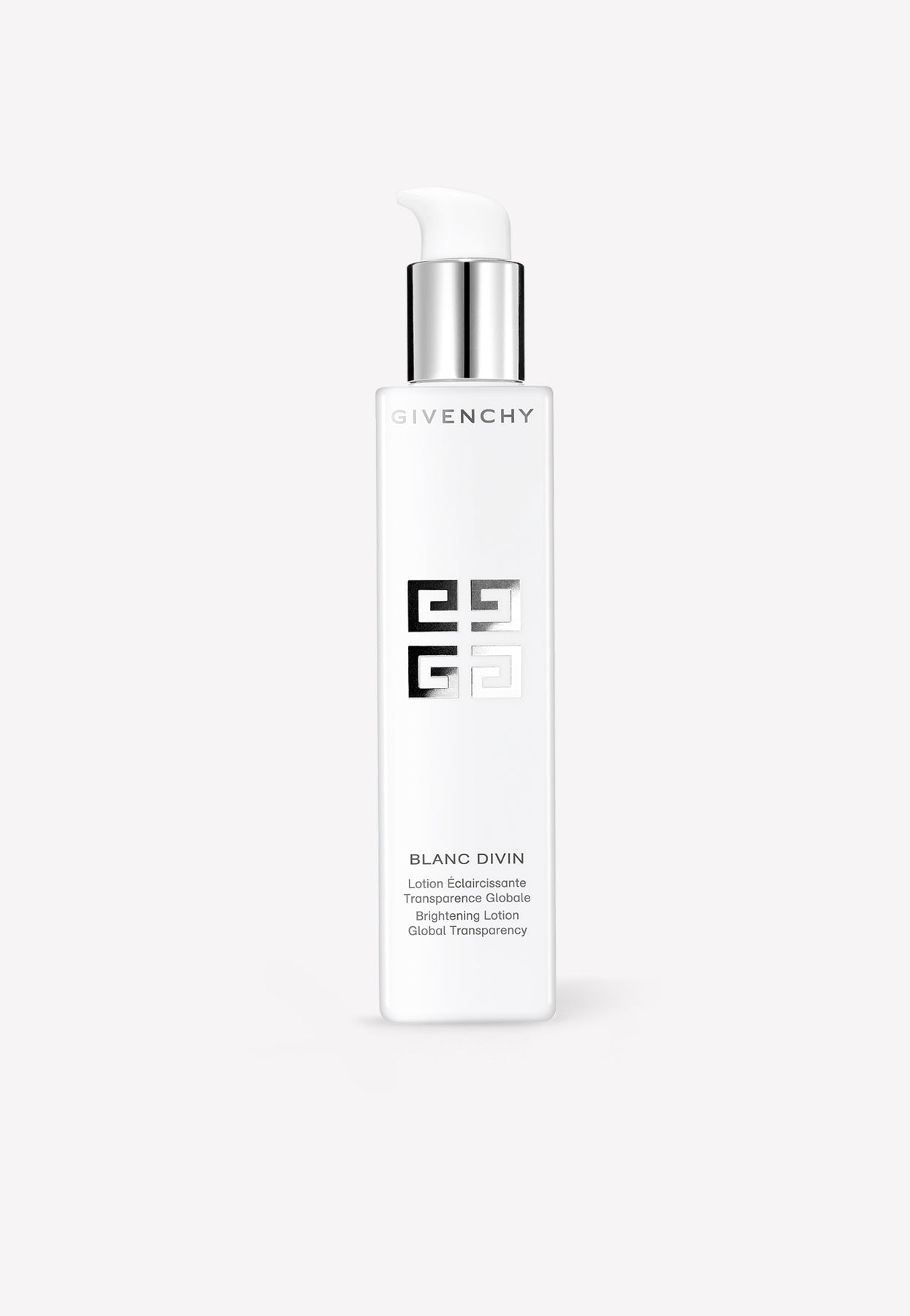 Givenchy Blanc Divin Brightening Lotion Global Transparency In White
