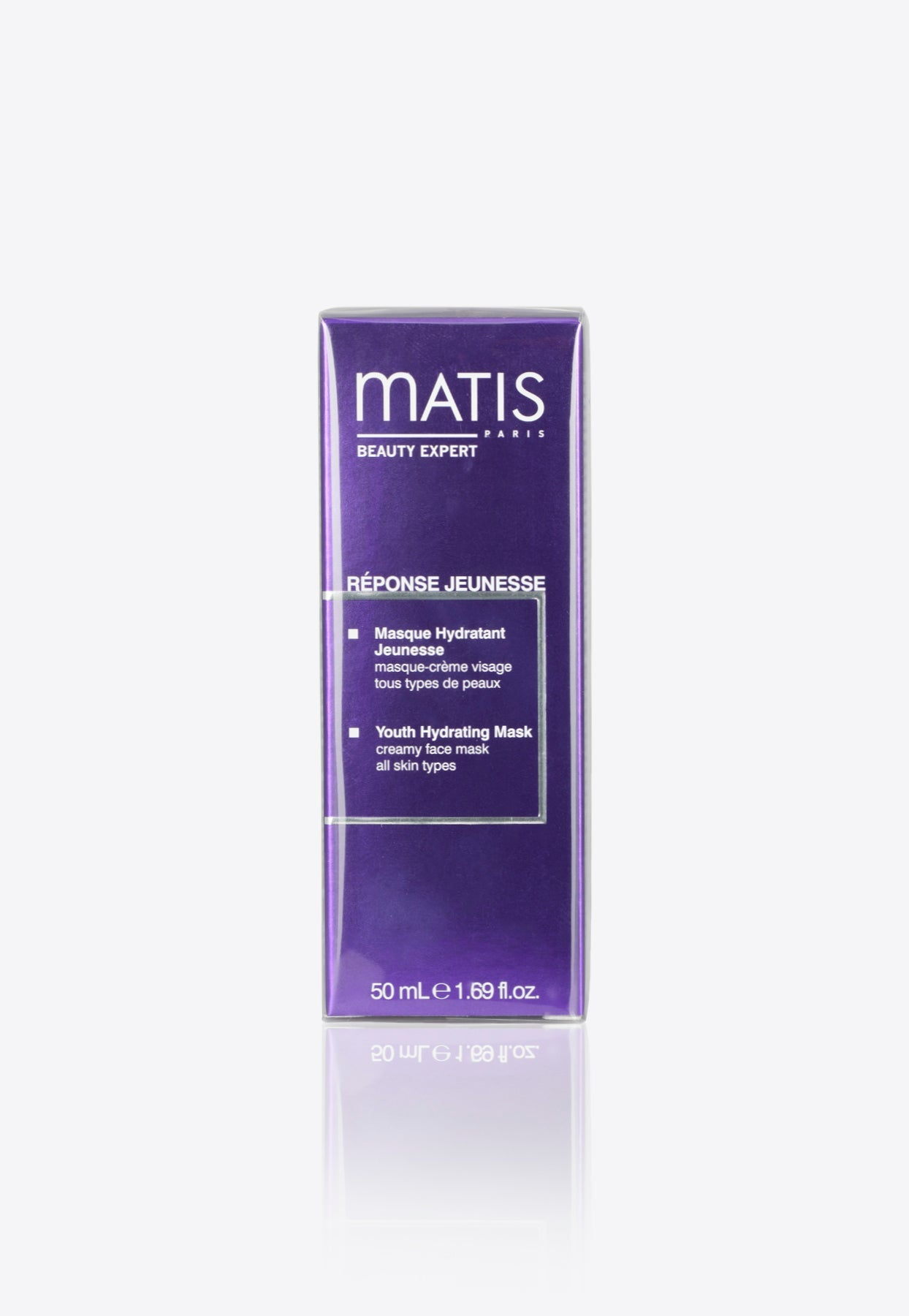 Matis Paris Réponse Jeunesse Youth Hydrating Face Mask - 50 ml In White