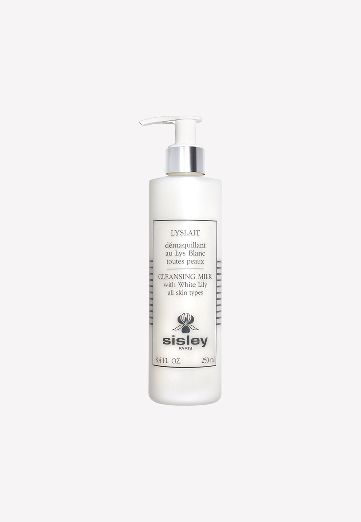 Sisley Paris Lyslait Make-up Remover Milk With In White