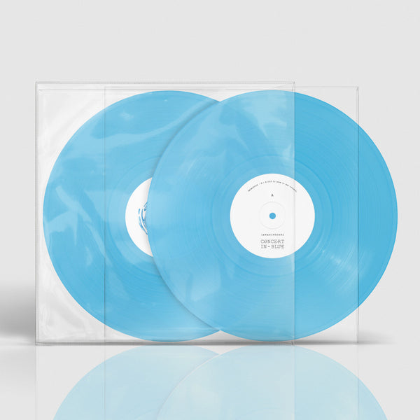 ~ iamamiwhoami; CONCERT IN BLUE (CD/LP/DVD/book)