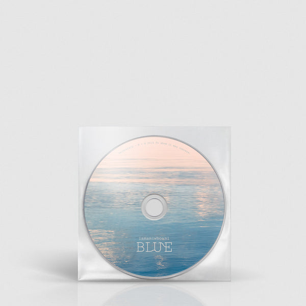 ~ iamamiwhoami; BLUE (CD/DVD/book)
