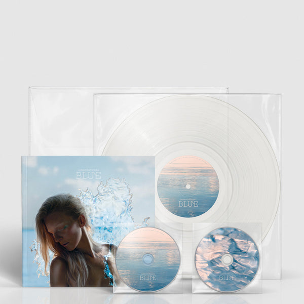 ~ iamamiwhoami; BLUE (LP/CD/DVD/book)