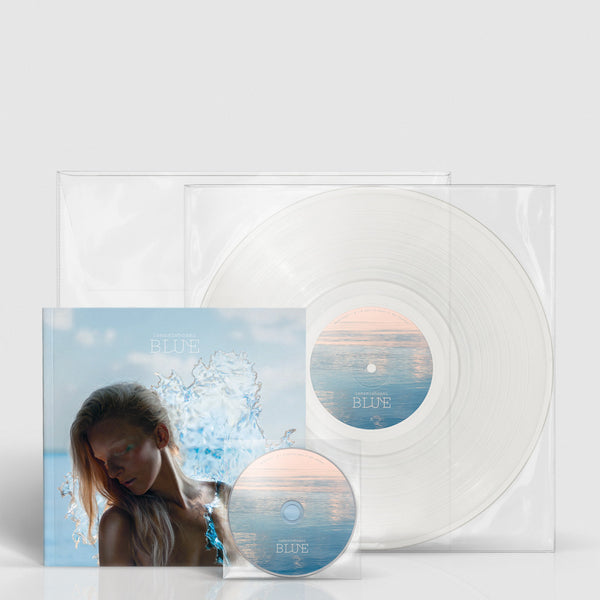 ~ iamamiwhoami; BLUE (LP/book)
