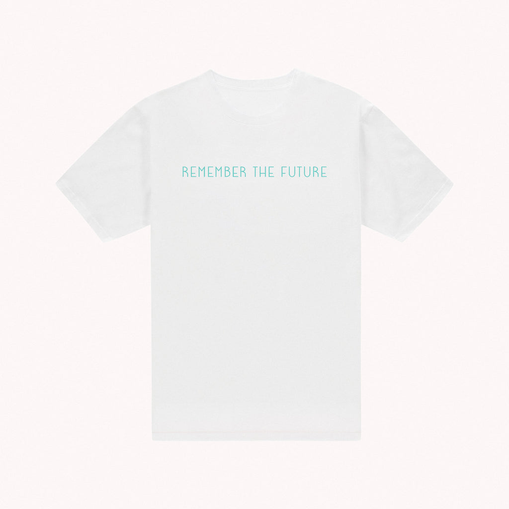REMEMBER THE FUTURE title tee