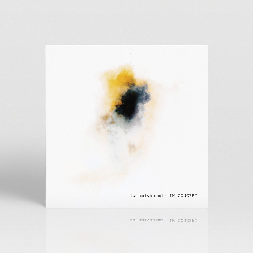 iamamiwhoami; IN CONCERT dvd cover