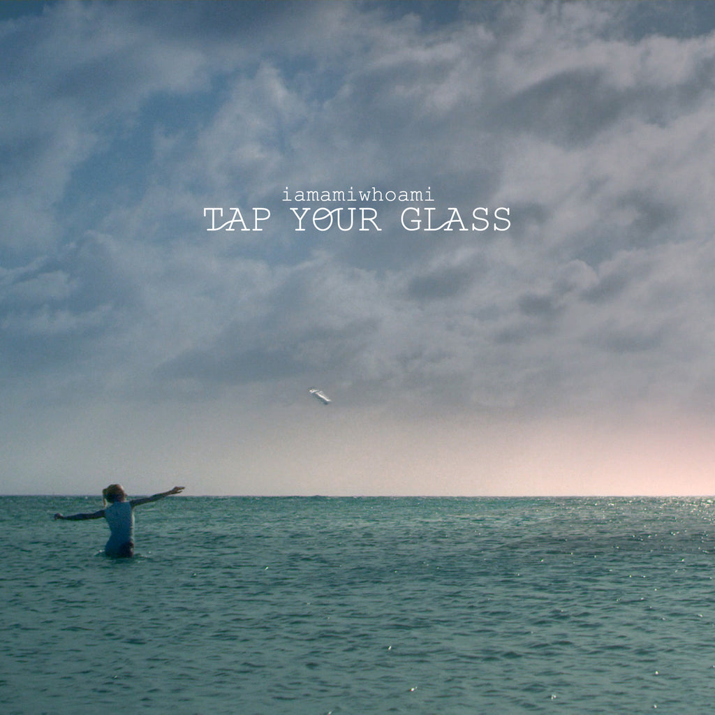 tap your glass