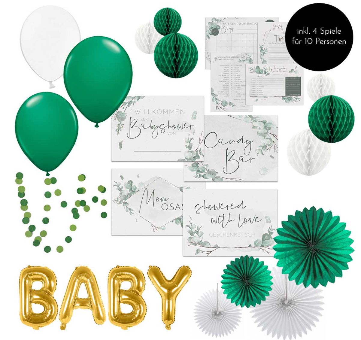 Oh Baby Party_Genderneutrale Baby Shower