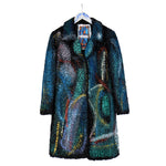 Load image into Gallery viewer, « ART BRUT » ASTRAKHAN COAT