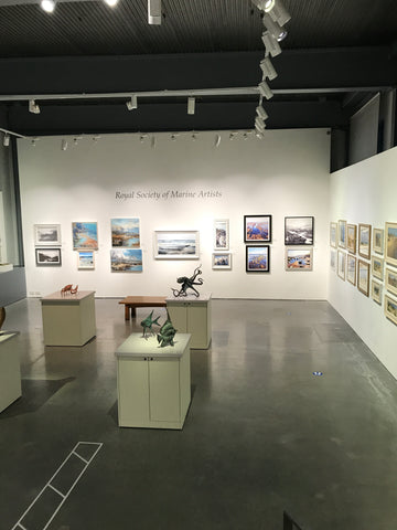 Mall Galleries Royal Society of Marine Artists