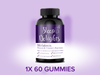 1 X 60 Sleep Delights Gummies