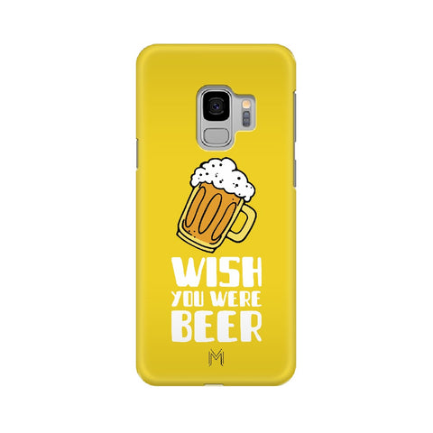 Samsung S9 Beer Design