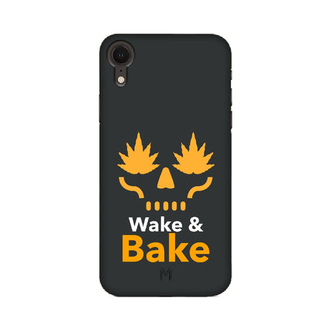 Apple iPhone XR Wake & Bake Design