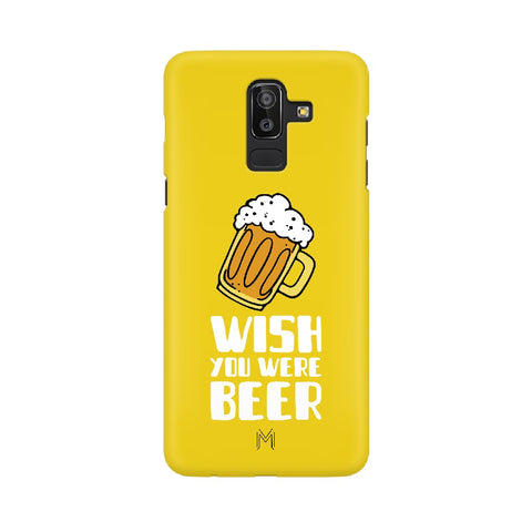 Samsung J8 Beer Design