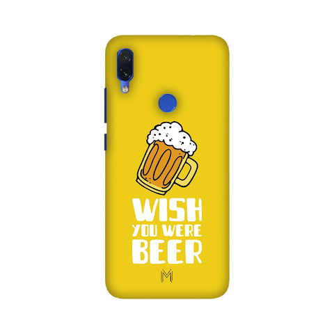 Xiaomi Redmi 7 Beer Design