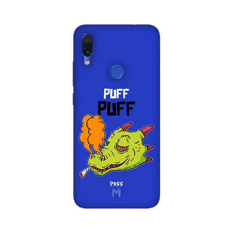 Xiaomi Redmi Note 7 Puff Design